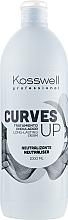 Kup Neutralizer do włosów podkreślający skręt loków - Kosswell Professional Curves Up Neutraliser