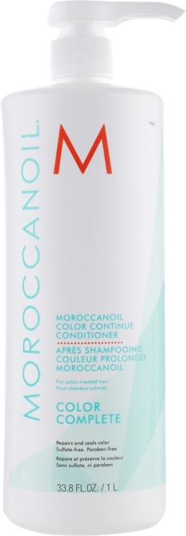 Odżywka do włosów - Moroccanoil Color Continue Conditioner — фото N2