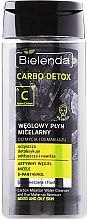 Kup Węglowy płyn micelarny do cery mieszanej i tłustej - Bielenda Carbo Detox