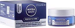 Kup Intensywnie nawilżający krem do twarzy dla mężczyzn - Nivea Men Originals Intensive Moisturising Cream