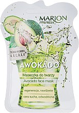 Kup Maseczka do twarzy Awokado - Marion Fit & Fresh Avocado Face Mask