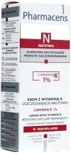 Kup Krem z witaminą K uszczelniającą naczynka - Pharmaceris N Capinon K 1% Cream With Vitamin K