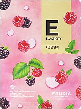 Nawadniająco-uelastyczniająca maseczka na bazie malin w płachcie do twarzy - Frudia My Orchard Squeeze Mask Raspberry  — фото N1