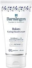 Kup Intensywnie wygładzający krem do suchej skóry rąk - Barnängen Balans Caring Hand Cream