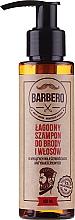 Kup Łagodny szampon do brody - Pharma Barbero Shampoo