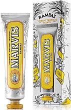 Kup Odświeżająca pasta do zębów - Marvis Rambas Limited Edition Toothpaste