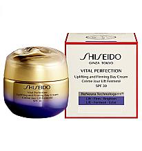 Kup Odmładzający krem do twarzy na dzień SPF 30 - Shiseido Vital Perfection Uplifting and Firming Day Cream