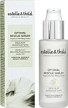 Kup Serum do twarzy z ekstraktem z owsa - Estelle & Thild BioCalm Optimal Rescue Serum