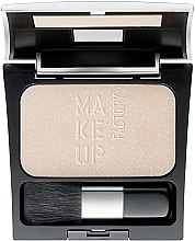 Kup Rozświetlacz w kompakcie - Make up Factory Glow Highlighter With Shimmer Finish