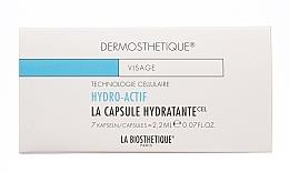 Kup Intensywnie nawilżające kapsułki do twarzy - La Biosthetique Dermosthetique Hydro-Actif La Capsule Hydratante