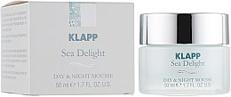 Kup Pianka do twarzy na dzień i noc - Klapp Sea Delight Day & Night Mousse
