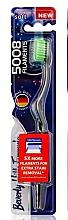 Kup Miękka szczoteczka do zębów, jasnozielona - Beverly Hills Formula 5008 Filament Multi-Colour Toothbrush