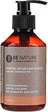 Kup Skoncentrowana maska do włosów zniszczonych - Beetre Be Nature Damage Repair Deep Masque