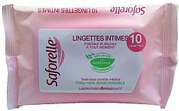 Kup Chusteczki do higieny intymnej - Saforelle Biodegradable Intimate Wipes