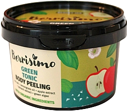 Kup Peeling do ciała - Berrisimo Green Tonic Body Peeling