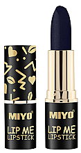 Kup Nawilżająca szminka do ust - Miyo Lip Me Lipstick Belladonna