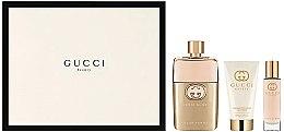 Kup Gucci Guilty Pour Femme - Zestaw (edp/90+ b/l/50 + edp/15)