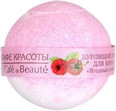 Kup Kula do kąpieli Sorbet jagodowy - Le Café de Beauté Bubble Ball Bath