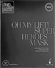 Kup Liftingująca maska przeciwstarzeniowa - Diego Dalla Palma Oh My Lift Super Heroes Mask