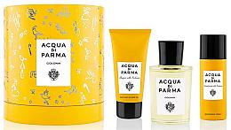 Kup Acqua Di Parma Colonia - Zestaw (edc/100ml + sh/gel/75ml + deo/50ml)
