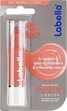 Kup Koloryzujący balsam do ust w kredce - Labello Nude Crayon Rosy Caring Lip Balm