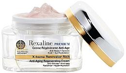 Kup Regenerujący krem przeciw oznakom starzenia do cery dojrzałej - Rexaline Line Killer X-Treme Renovator Rich Cream