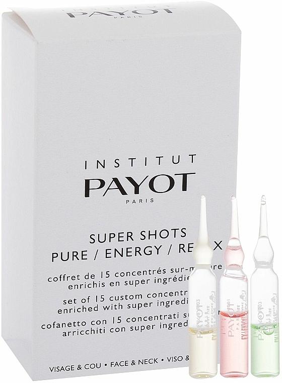 Serum korygujące - Payot Super Shots Skin Serum — фото N1