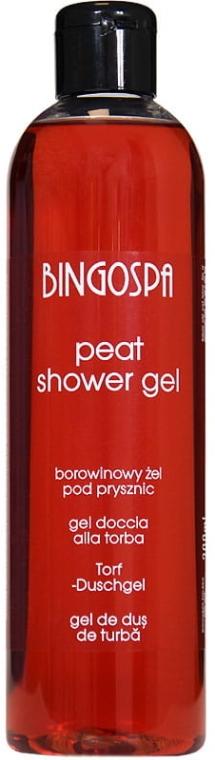 Borowinowy żel pod prysznic - BingoSpa Mud Shower Gel