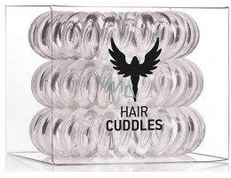 Kup Gumki do włosów, przezroczyste - HH Simonsen Hair Cuddles Clear