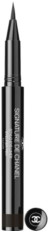 Intensywny trwały eyeliner w pisaku - Chanel Signature De Chanel Stylo Eyeliner — фото N2