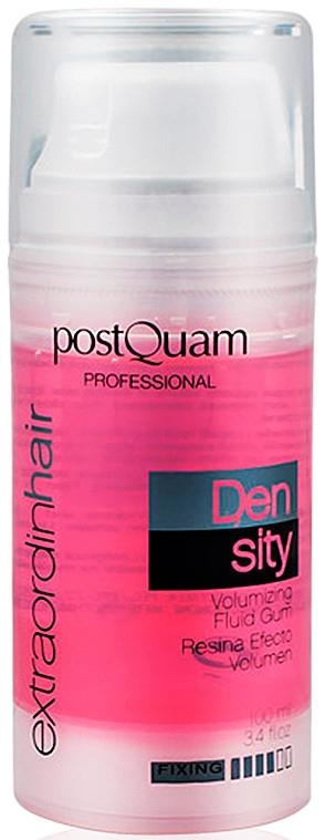 Fluid zwiększający objętość włosów - Postquam Extraordinhair Density Postquam Fluid Gum — фото N1