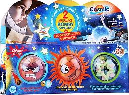 Kup Zestaw musujących bomb kąpielowych, zrób to sam - Chlapu Chlap