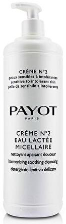 Harmonizujące oczyszczające mleczko do demakijażu - Payot Creme No 2 Micellaire Harmonising Soothing Cleansing — фото N1