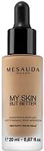 Kup Płynny podkład wygładzający do twarzy - Mesauda Milano My Skin But Better