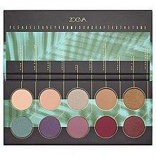 Kup Paleta cieni do powiek - Zoeva Offline Eye Shadow Palette