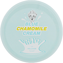 Kup Krem do twarzy Niebieski rumianek - Village 11 Factory Blue Chamomile Cream