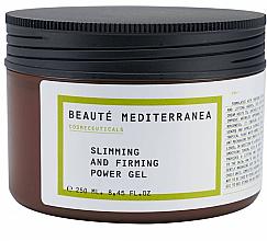 Kup Wyszczuplająco-ujędrniający żel do ciała - Beauté Mediterranea Slimming And Firming Power Gel
