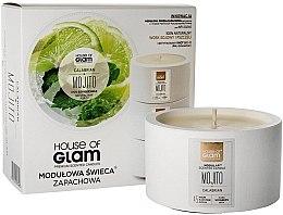 Kup Modułowa świeca zapachowa - House of Glam Calabrian Mojito Candle