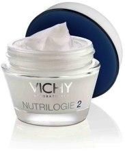 Intensywnie pielęgnujący krem do skóry bardzo suchej - Vichy Nutrilogie 2 Intensive for Dry Skin — фото N4