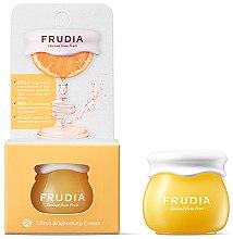 Kup Wybielający krem do twarzy - Frudia Brightening Citrus Cream (miniprodukt)