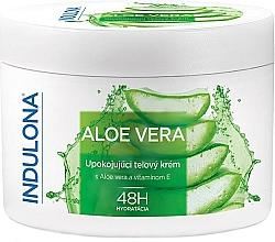 Kup Kojący krem do ciała z aloesem - Indulona Aloe Vera Soothing Body Cream