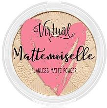 Kup Matujący puder do twarzy - Virtual Mattemoiselle Flawless Matte Powder