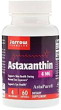 Kup Suplementy diety Astaksantyna - Jarrow Formulas Astaxanthin 4mg