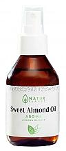Kup Olejek ze słodkich migdałów o zapachu zielonej herbaty - Natur Planet Sweet Almond Oil Aroma Green Tea