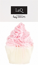 Kup Naturalne mydło ręcznie robione o zapachu truskawkowym Muffinka - LaQ Happy Soaps