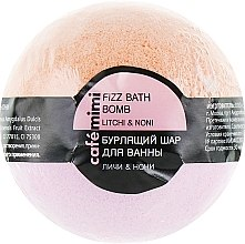 Kup Musująca kula do kąpieli Liczi i noni - Cafe Mimi Bubble Ball Bath