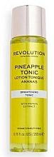 Kup Tonik do twarzy - Revolution Skincare Brightening Pineapple Tonic