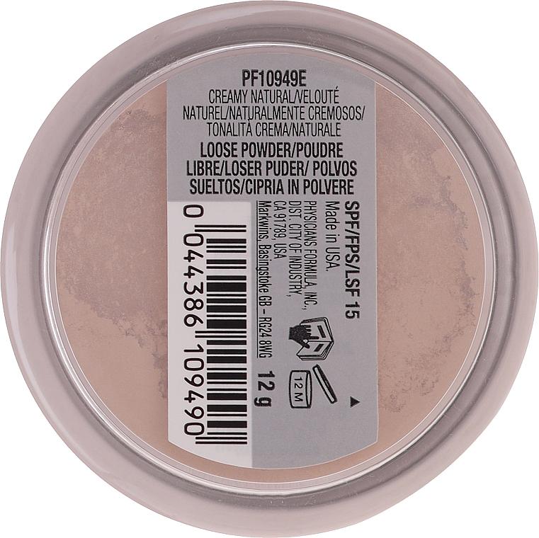Sypki puder mineralny - Physicians Formula Mineral Wear Loose Powder SPF 16 — фото N2