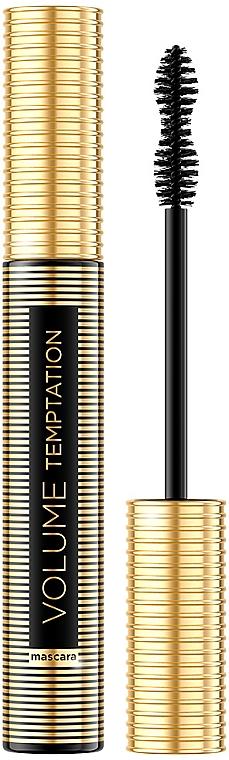 Pogrubiający tusz do rzęs - Eveline Cosmetics Volume Temptation — фото N1
