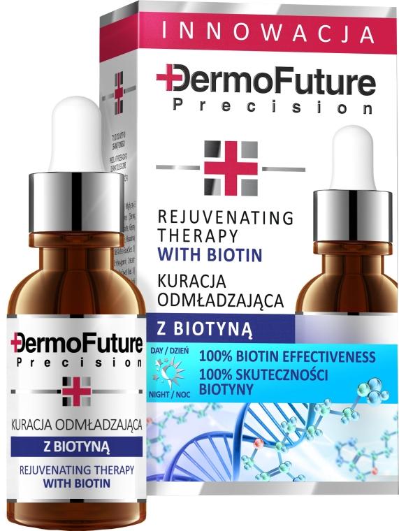 Kuracja odmładzająca z Biotyną - DermoFuture Rejuvenating Therapy With Biotin
